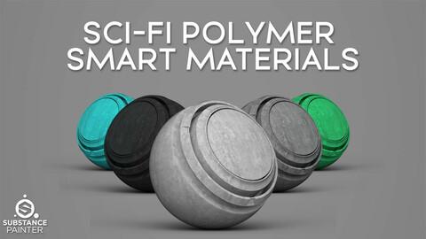 Sci-Fi Polymer Smart Materials