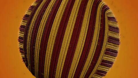 Stripy Fabric (1)