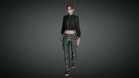 Female Character 21