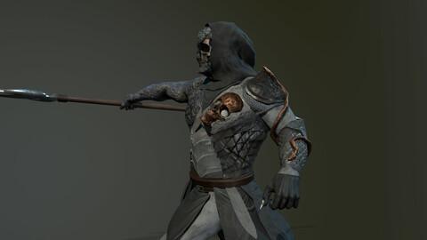 Warrior Oggy