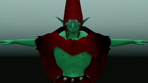 Goblin Red Cap
