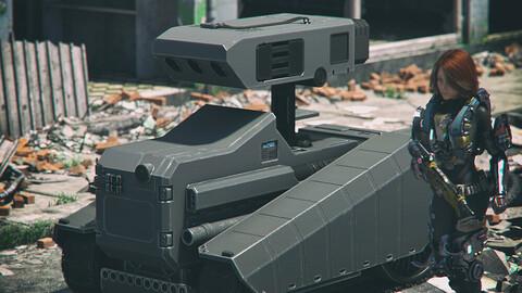 Infantry Tank