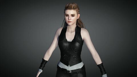 Female Character 22