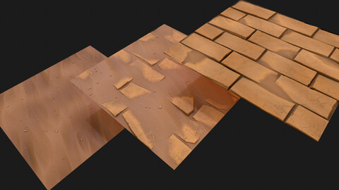 Sand/Sandblock textures