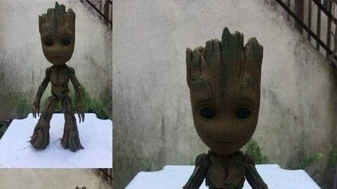 Groot Articulated