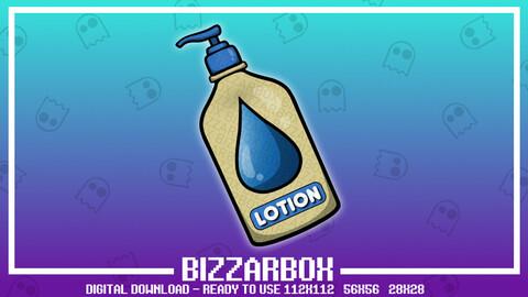 Twitch Emote: Lotion