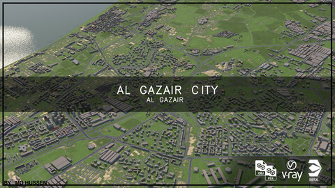 Al Gazair City (full city)