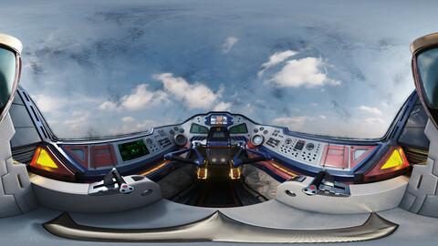 Volt Cruzer Cockpit