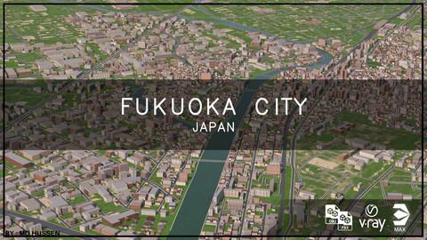 Fukuoka city Japan