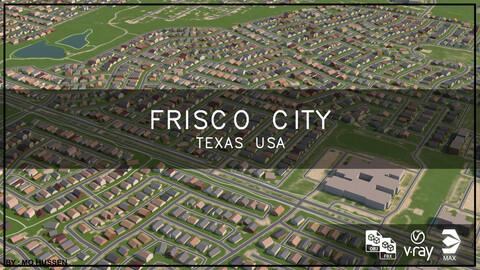 Frisco city Texas USA