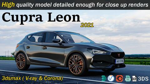 Cupra Leon 2021