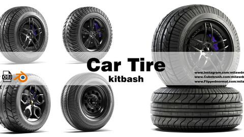 CarTire-Kitbash
