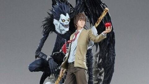Death Note Diorama