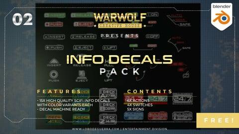 Warwolf InfoDecals Pack 02