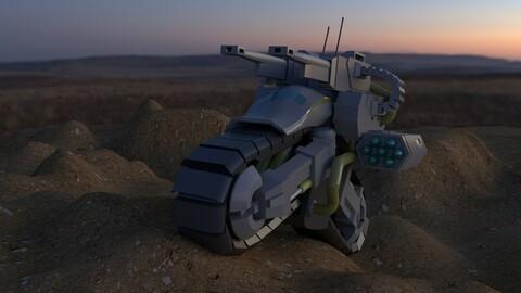 MOTO 03-20 (mototank)