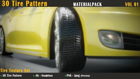 30 Tire Pattern