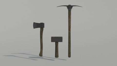 Low Poly toolset