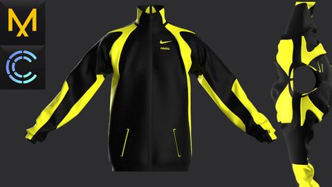 New concept Marvelous Clo3D Jersey Nocta Nike