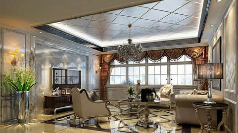 Modern fashion style interior living room -0532
