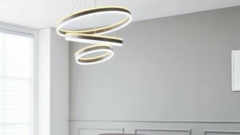 LED Louise interior lighting