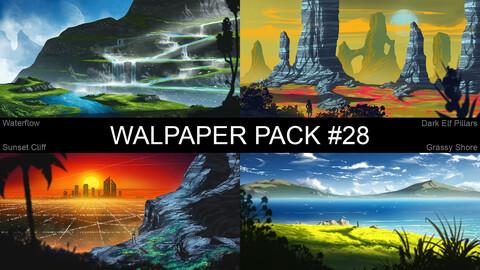Wallpaper Pack #28