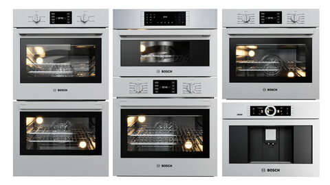 bosch 500 series collection