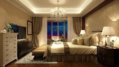 Beautifully stylish and luxurious bedrooms 56