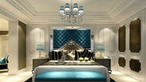 Beautifully stylish and luxurious bedrooms 57