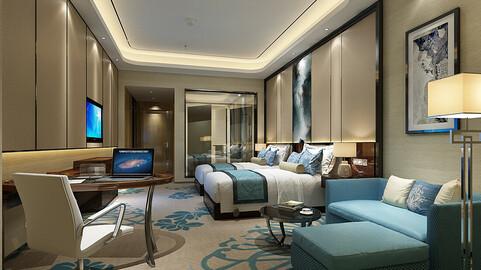 bedroom hotel suites designed a complete 51