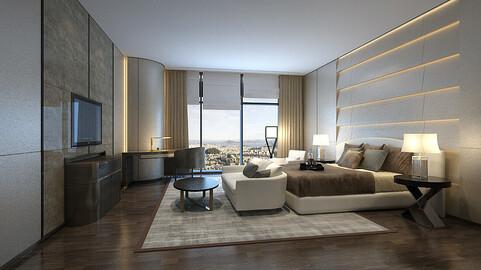 bedroom hotel suites designed a complete 56