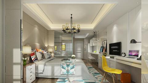 bedroom hotel suites designed a complete 61