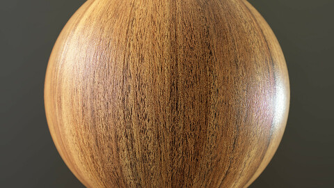 PBR - WOOD FOR FORNITURE 04 - 4K MATERIAL