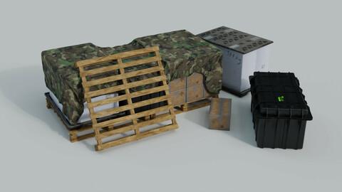 Cardboard Pallet Crate