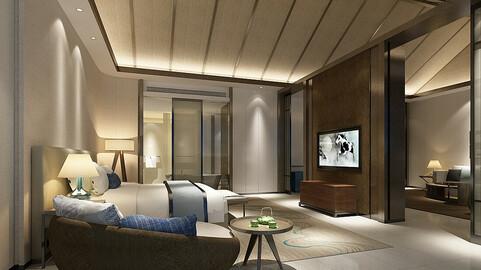 bedroom hotel suites designed a complete 73