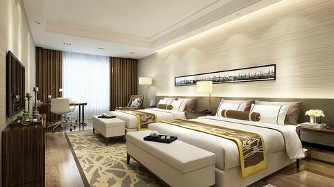 bedroom hotel suites designed a complete 75