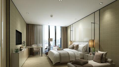 bedroom hotel suites designed a complete 77