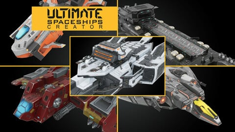 Ultimate Spaceships Creator