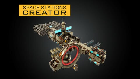 Space Stations Creator