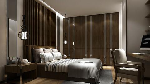 bedroom hotel suites designed a complete 93