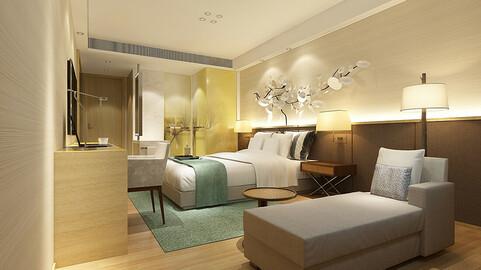 bedroom hotel suites designed a complete 94