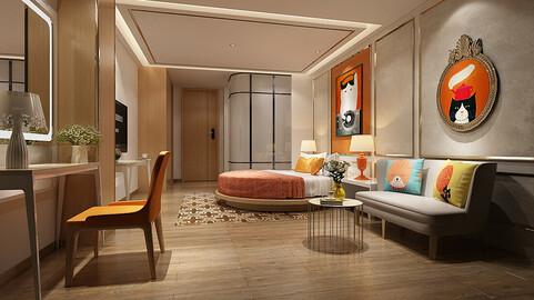 bedroom hotel suites designed a complete 101