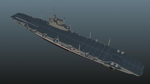 Aircraft Carrier TP16