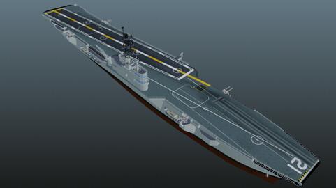 Aircraft Carrier TP20