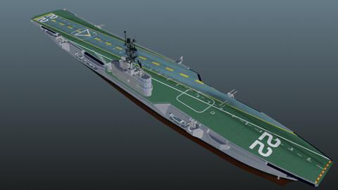 Aircraft Carrier TP15