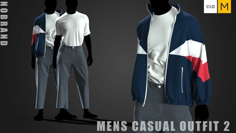 Mens - Casual Outfit 2