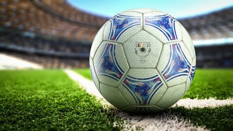 Dirty Soccer Ball 1998