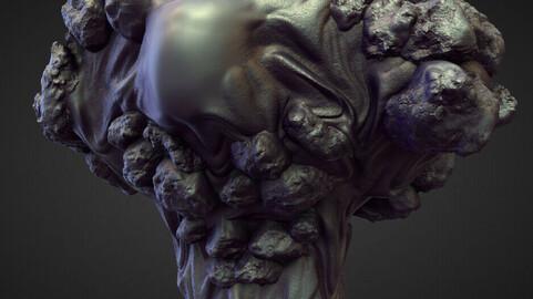 TORSO6 high poly sculpt