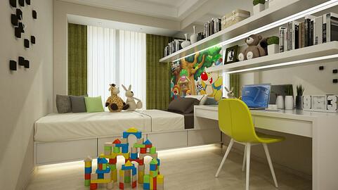 Deluxe master bedroom design  17