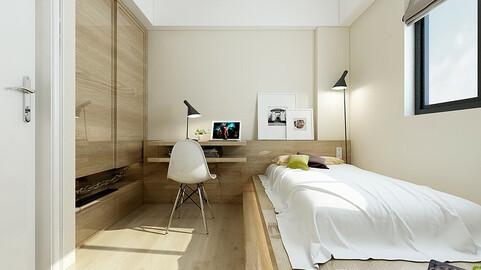 Deluxe master bedroom design  22