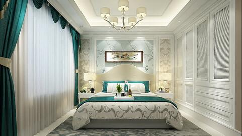 Deluxe master bedroom design  80